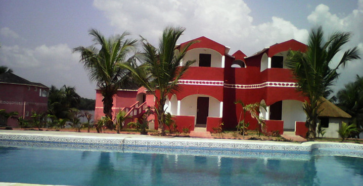 Hôtel Grand-bassam azuretti